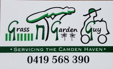 Grass'N'Garden Guy