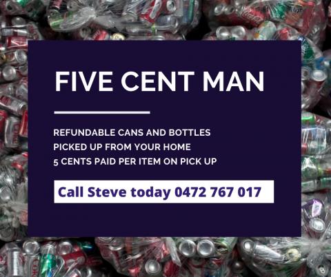 Five Cent Man