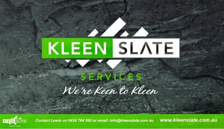 Kleen Slate Services picture