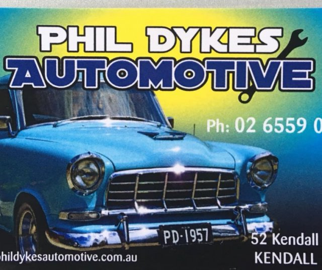 Phil Dykes Automotive