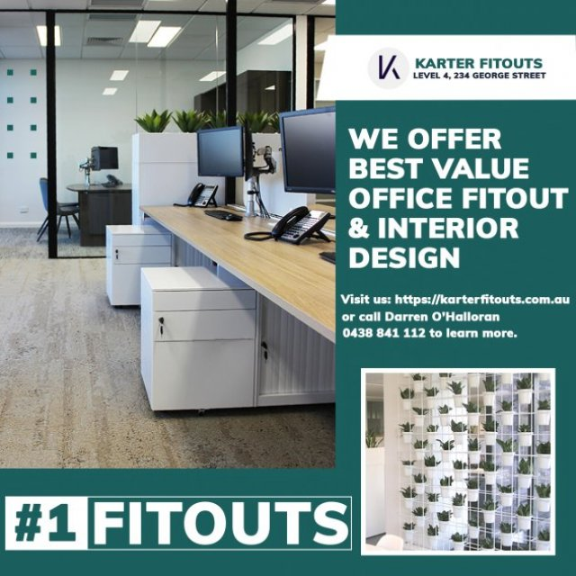 Karter Office Fitouts